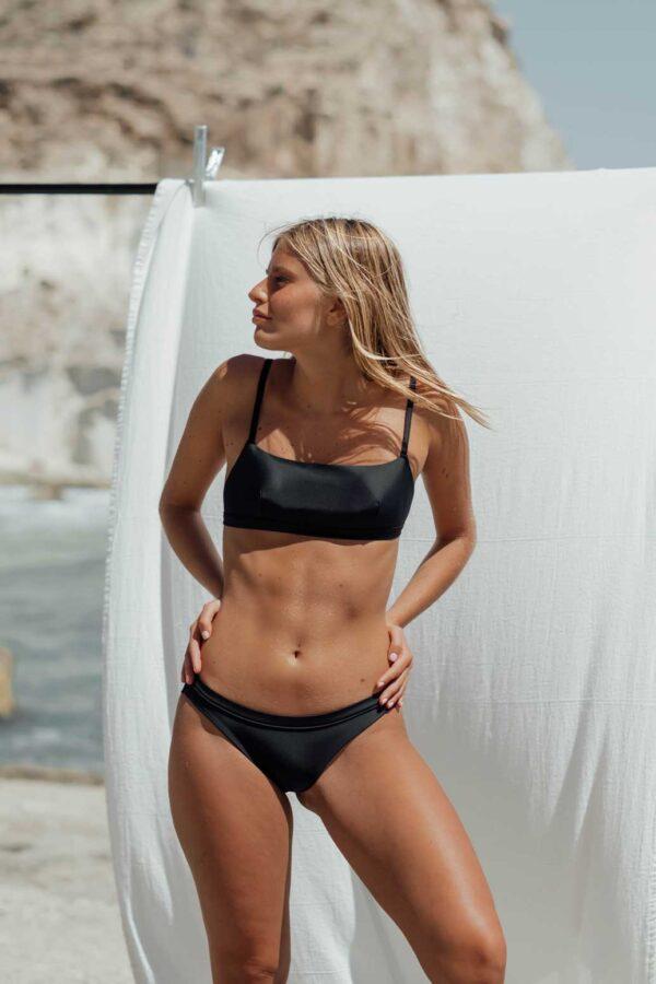 Bikini Falesia Negro, de NARE® Swimwear