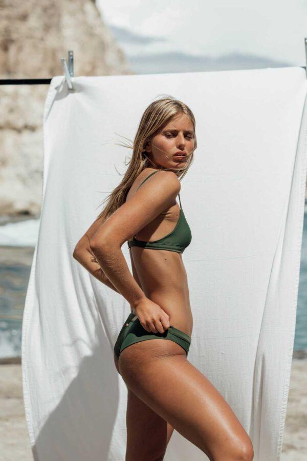 Bikini Falesia Verde de NARE® Swimwear