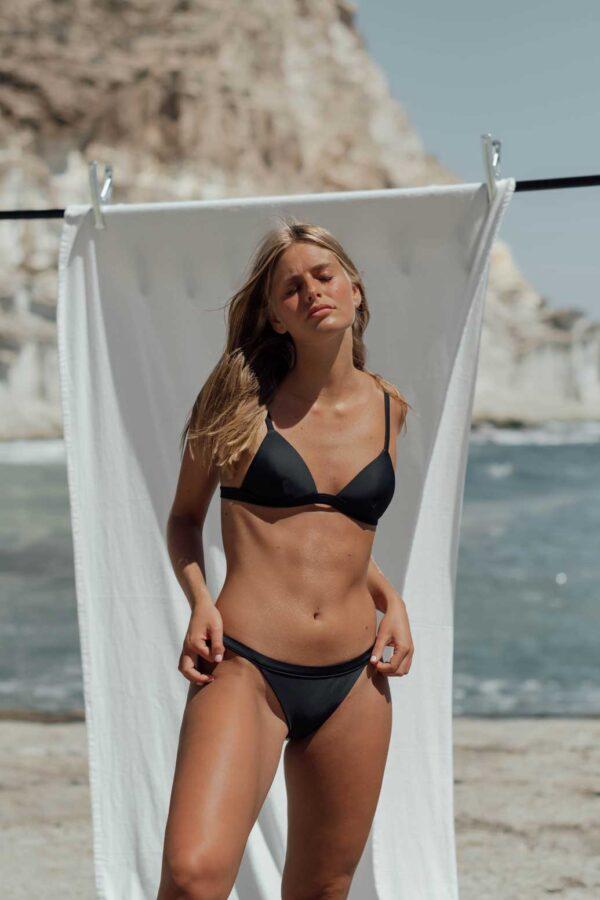 Bikini Maro Negro, de NARE® Swimwear