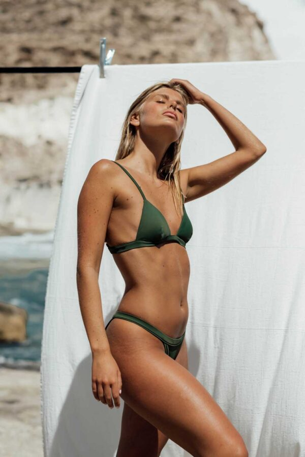 Bikini Maro Verde, de NARE® Swimwear