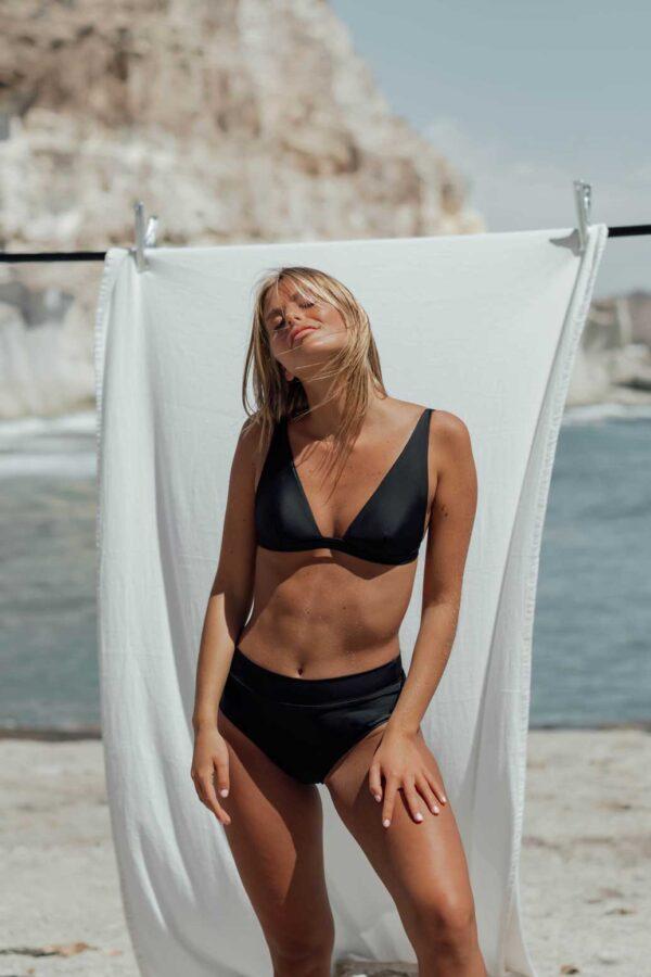 Bikini Nerga Negro de NARE® Swimwear