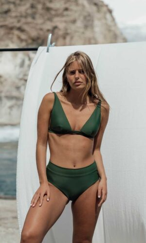Bikini Nerga Verde de NARE® Swimwear