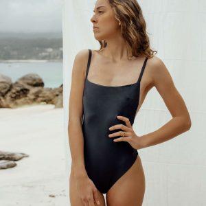 Bañador Vao Negro de NARE® Swimwear