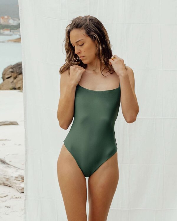 Bañador Vao Verde de NARE® Swimwear