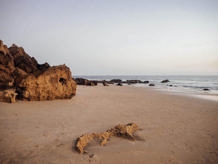 Playa de Roche. Cabo Roche (Cádiz, España)